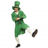 St Patricks day leprechaun kostuum heren