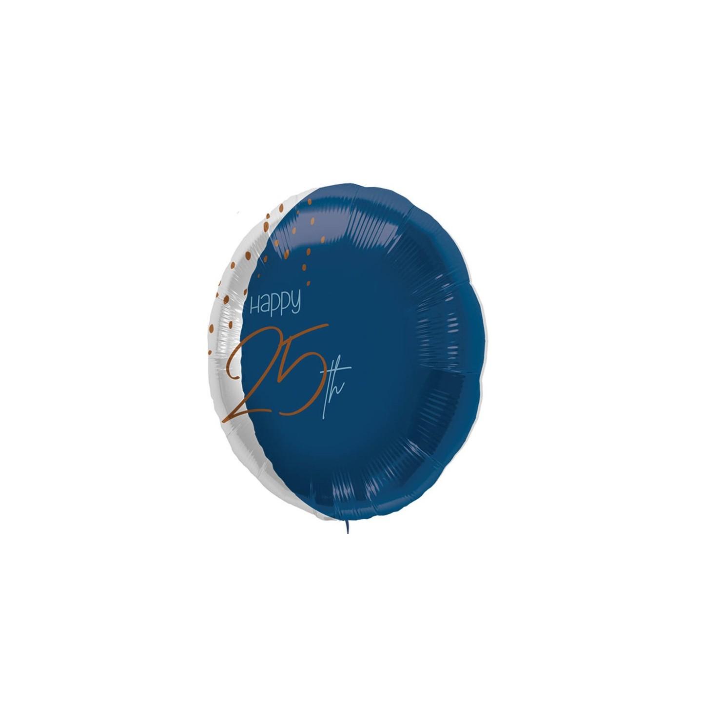 verjaardag folieballon 25 jaar versiering