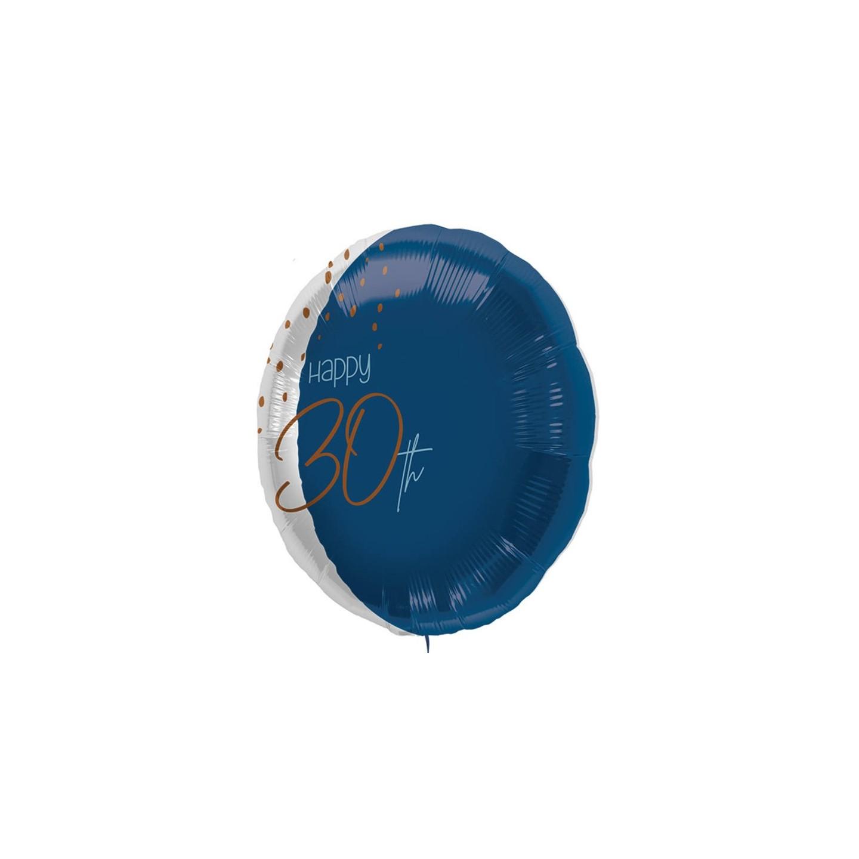 verjaardag folieballon 30 jaar versiering