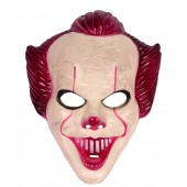 enge Halloween maskers horror zombie griezel killer clown masker