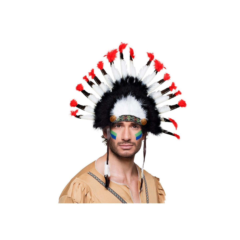Indianentooi kind carnaval festival