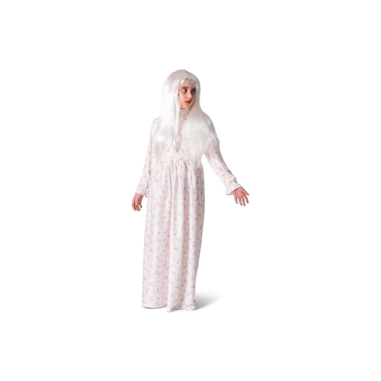Nachtkleed kind omaatje geest grootmoeder