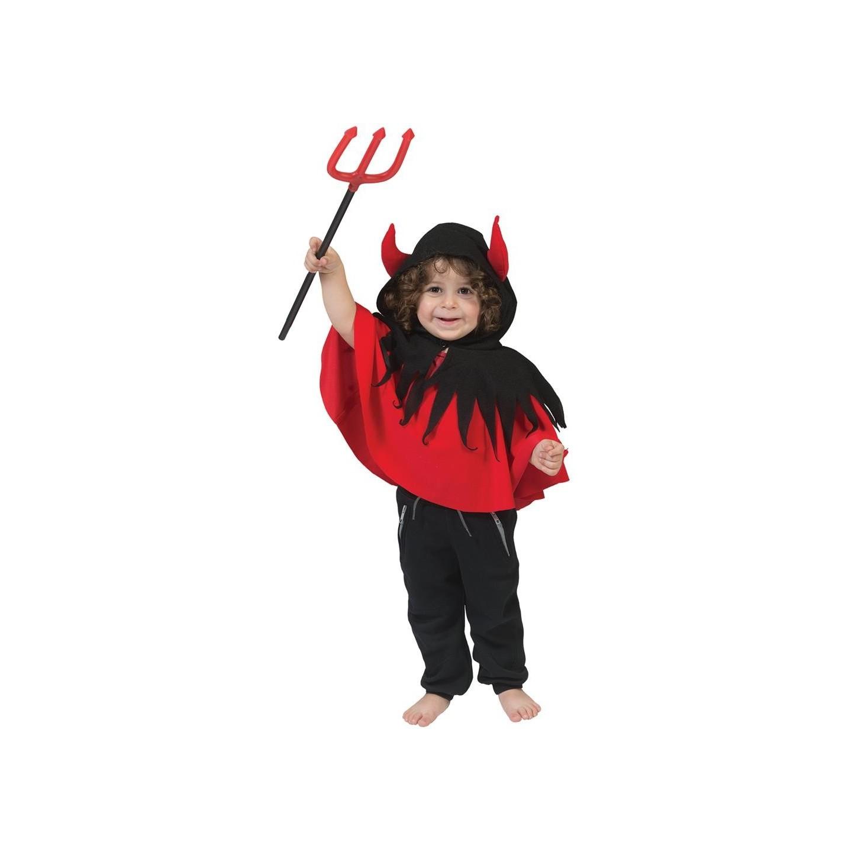 duivel poncho kind