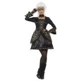 Venetiaanse masquerade jurk dames Halloween kostuum