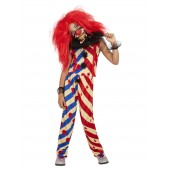 Killer horror clown kostuum halloween kleding kind
