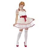 Halloween kostuum Annabelle dames