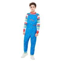 Chucky® kostuum kind Halloween pakje