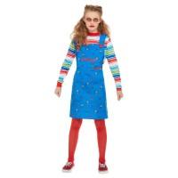Chucky® jurkje kind Halloween pakje