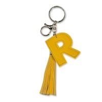Tassel sleutelhanger letter R