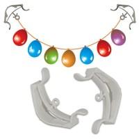 Easy slinger ophang systeem 2 klemmen