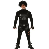 Edward Scissorhands kostuum halloween kleding heren