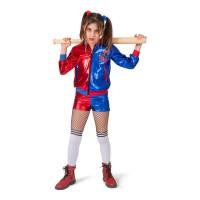 Harley Quinn kostuum kind