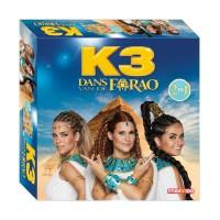 K3 gezelschapsspel Dans van de Farao
