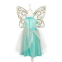 Prinsessenjurk Josiane Elfenjurk + vleugels