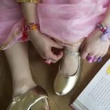 Prinsessen Schoenen Goud Kind SOUZA KIDS