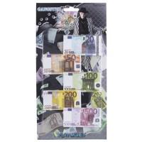 speelgoed geld vals geld nep euro biljetten
