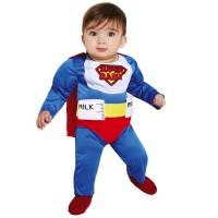 Superman pakje Baby Milkman