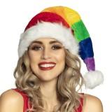 regenboog Kerstmuts kopen
