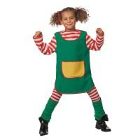 Pippi Langkous kostuum kind