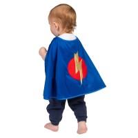 Superhelden cape baby & peuter Superman