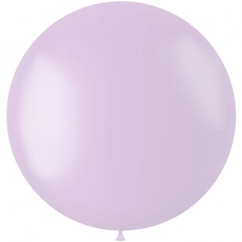 paarse grote XL ballonnen latex