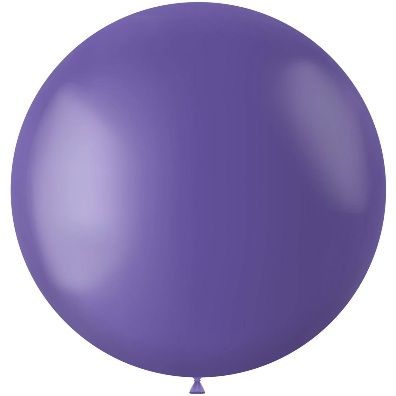 blauwe grote XL ballonnen latex