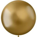 gouden XL ballonnen metallic