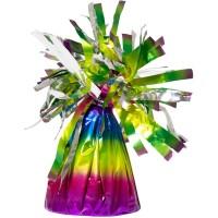 Ballongewicht regenboog 170 gram