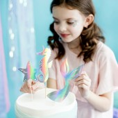 cake toppers zeemeermin mermaid taarttoppers