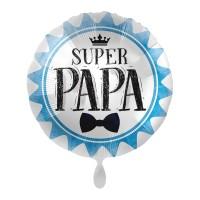 Folie ballon vaderdag super papa