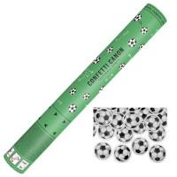confetti kanon voetbal party popper