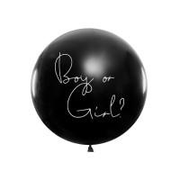 XXL ballon Gender Reveal girl meisje