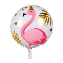 Folieballon Flamingo 45cm