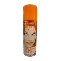 uitwasbare haarverf carnaval haarkleur spray oranje