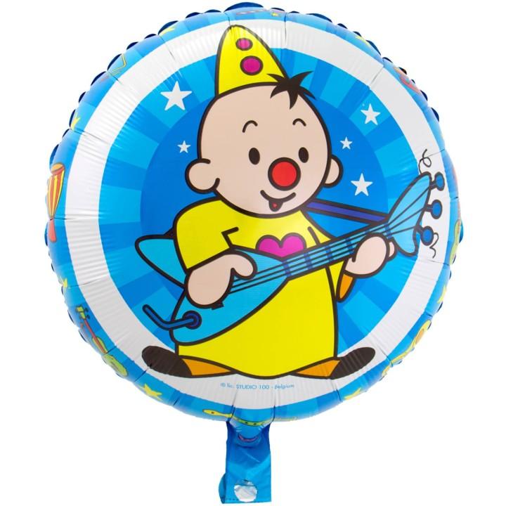 """Folieballon Bumba met gitaar 18""""/45cm"""