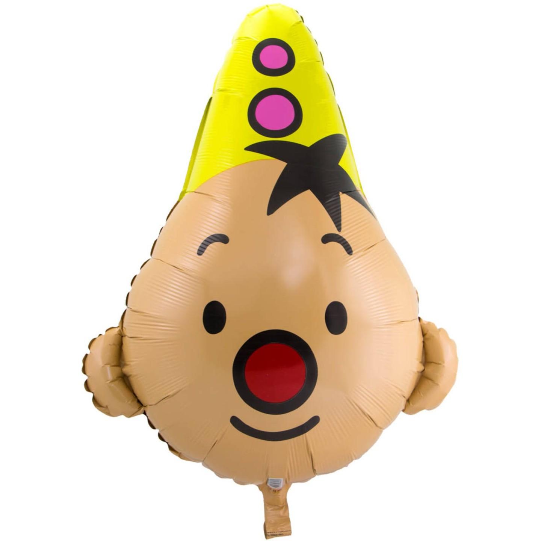 Folieballon Bumba hoofd folie ballon