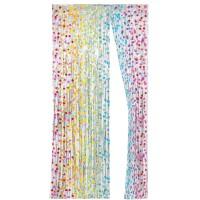 Achtergrond gordijn regenboog 2x1m