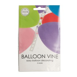 Ballon slinger strip balloon vine