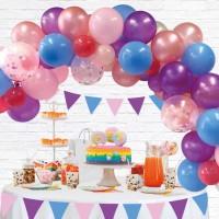 DIY ballonnenboog pakket pastel 80-dlg