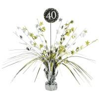 40 jaar versiering verjaardag decoratie feestartikelen