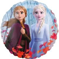 Folieballon Frozen Anna, Elsa & Olav 43cm