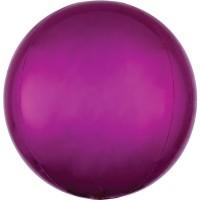 Folieballon Orbz bal Roze 40 cm