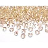 tafelconfetti diamanten strooidiamanten goud