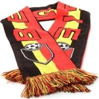 Supporters sjaal Belgie voetbal 145x16cm