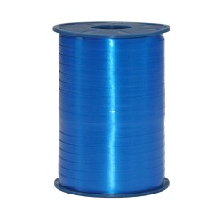 Ballonlint blauw 5mm x 500m krullint