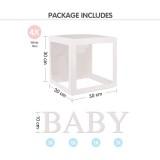 Ballon deco box baby ballonbox
