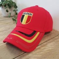 Supporters pet Belgium deluxe rood