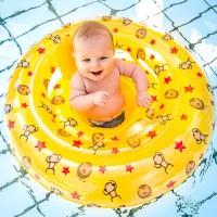 Baby zwemband Circus print 0-1 jaar