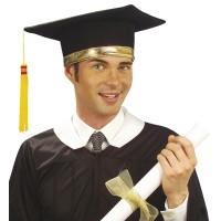 Afstudeerhoed Geslaagd hoedje studenten afstudeer hoedje