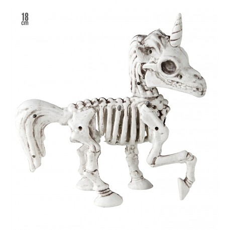 halloween skelet eenhoorn decoratie versiering unicorn